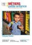Métiers de la petite enfance, N°294 - juin 2021 - Prêt pour l'école !